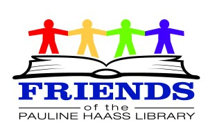 Friends of the Pauline Haass Library Logo
