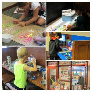 KidsLab at Pauline Haass Public Library