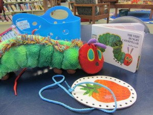 Very Hungry Caterpillar activity