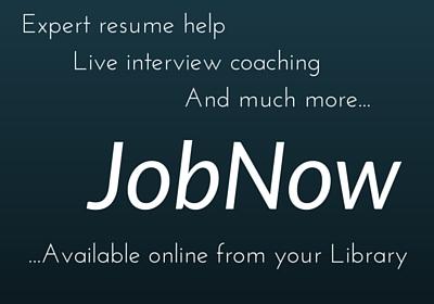 JobNow database