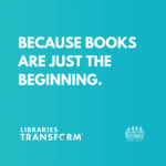 Because books are just the beginning.